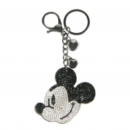 Disney - Porte-clés acrylique 3D Mickey Mouse Face