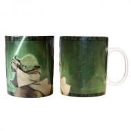STAR WARS - Mug - 460 ml - Yoda - porcl. avec boîte