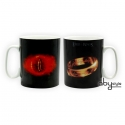 LORD OF THE RING - Mug - 460 ml - Anneau Sauron - porcl. avec boîte