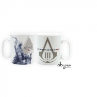 ASSASSIN'S CREED 3 - Mug de conor (460ml)