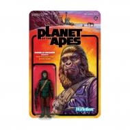 La Planète des singes - Figurine ReAction Gorilla Soldier (Hunter) 10 cm