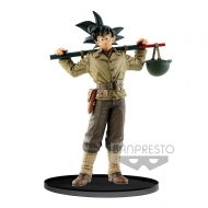 Dragonball Z - Statuette BWFC Son Goku Normal Color Ver. 18 cm
