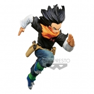 Dragonball Z - Statuette BWFC Android 17 Normal Color Ver. 17 cm