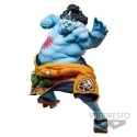 One Piece - Statuette BWFC Jinbei Normal Color Ver. 14 cm