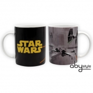 STAR WARS - Mug x-Wing vs Tie Fighter  (320 ml)