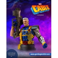 Marvel - Buste 1/6 Cable 24 cm