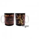 GAME OF THRONES - Mug 460 ml - Lannister - porcl. avec boîte