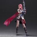 Final Fantasy Dissidia - Figurine Play Arts Kai Lightning 25 cm