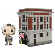 SOS Fantômes - Figurine POP! Dr. Peter Venkman & House 9 cm