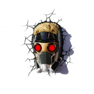 Les Gardiens de la Galaxie - Lampe 3D LED Star Lord
