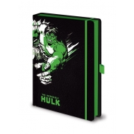 Marvel Comics - Carnet de notes Premium A5 Hulk Mono