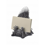 Game of Thrones - Porte-cartes de visite Le Trône 11 cm