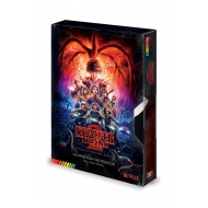 Stranger Things - Carnet de notes Premium A5 VHS (S2)