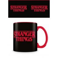 Stranger Things - Mug Logo Stranger Things
