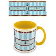 Stranger Things - Mug Coloured Inner Scoops Ahoy