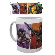 Borderlands 3 - Mug Vault Hunters