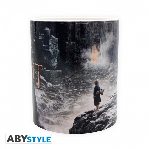 THE HOBBIT - Mug Erebor - céramique avec boîte