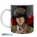 DEATH NOTE - Mug L & Light