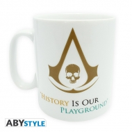 Assassin's Creed - Mug ASC4 History