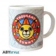 ONE PIECE - Mug - 320 ml - Thousand Sunny - porcl. avec boîte
