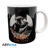 Watch Dog - Mug Watch Dog Hack The City