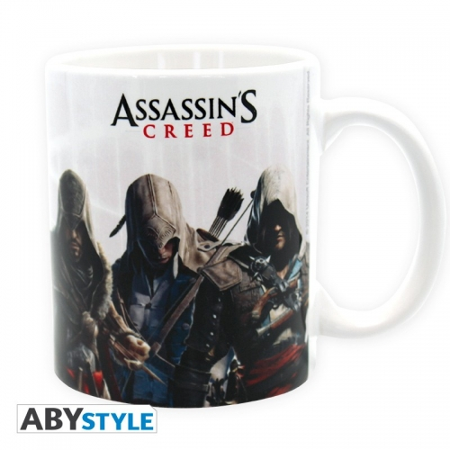 Assassin's Creed - Mug Groupe Assassins