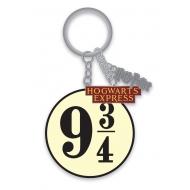 Harry Potter - Porte-clés métal Hogwarts Express 9 3/4