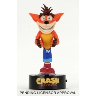 Crash Bandicoot - Figurine Body Knocker Bobble Crash 16 cm