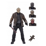 Freddy vs Jason - Figurine Ultimate Jason Voorhees 18 cm