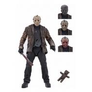 Freddy vs Jason - Figurine Ultimate Jason Voorhees 18 cm