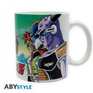 DRAGON BALL - Mug DBZ/Freezer army