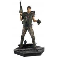 The Alien  & Predator - Figurine Collection Hudson (s) 12 cm
