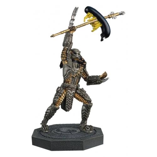 The Alien  & Predator - Figurine Collection Scar Predator 19 cm