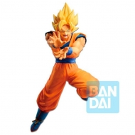 Dragon Ball Z - Statuette The Android Battle Super Saiyan Son Goku