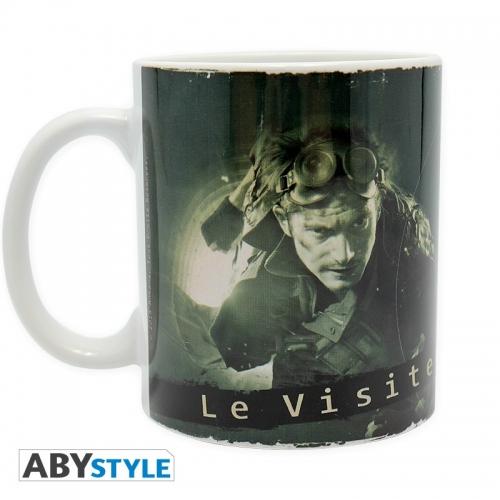 LE VISITEUR DU FUTUR - Mug - 320 ml - Castabot - subli - avec boîte