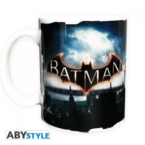 DC COMICS - mug - 320 ml - Arkham Knight/ screenshot - subli - boîte