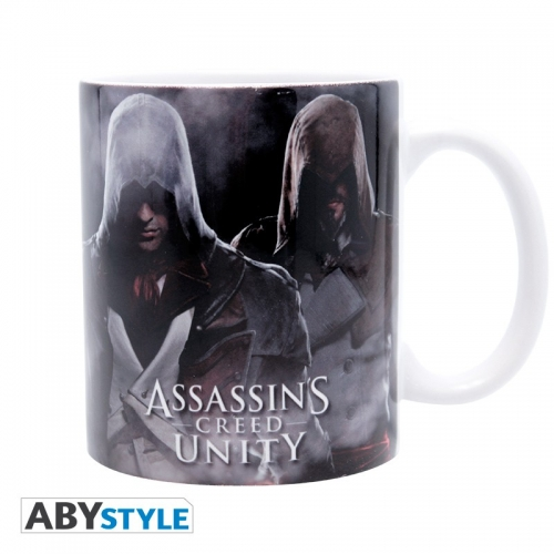ASSASSIN'S CREED - Mug - 320 ml - AC5 Coop - subli - avec boîte
