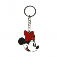 Disney - Porte-clés métal Minnie Mouse Face