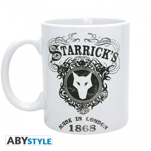 ASSASSIN'S CREED - Mug - 320 ml - Starrick's - subli - avec boîte