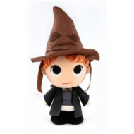 Harry Potter - Peluche Super Cute Ron w/ Sorting Hat 18 cm