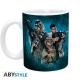 STAR WARS - Mug Rey, Finn & Chewie