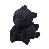 Final Fantasy - Peluche Autograph Chocobo Black Ver. 16 cm