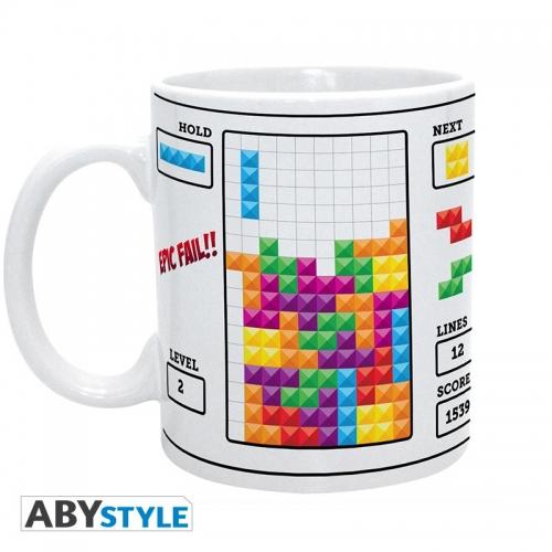 TETRIS - Mug Tetris Epic Fail