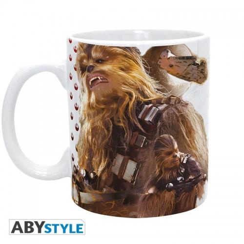 STAR WARS - Mug Chewbacca Ep7