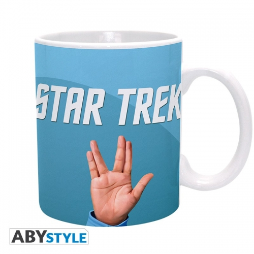 STAR TREK - Mug Spock