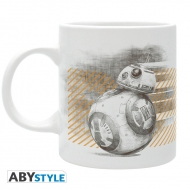 STAR WARS - Mug BB-8 crayonné