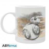 STAR WARS - Mug BB-8 crayonné