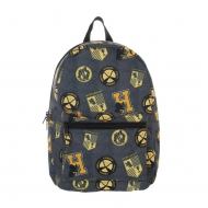Harry Potter - Sac à dos Hufflepuff Patches