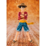 One Piece - Statuette FiguartsZERO Straw Hat Luffy 14 cm