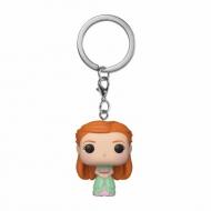 Harry Potter - Porte-clés Pocket POP! Ginny (Yule) 4 cm